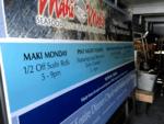 Mahi Mah's Sign
