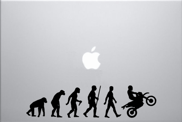 logo evolutions of famous brands