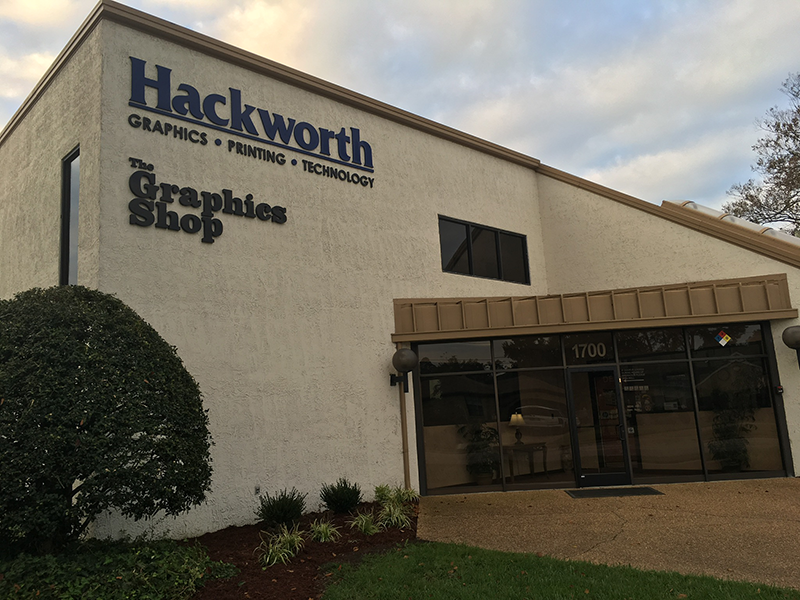 Hackworth - Chesapeake printer