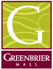 Greenbrier Mall logo