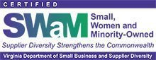 SWaM Certified Small Business