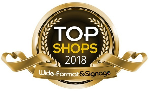 Wide-Format & Signage Top Shop