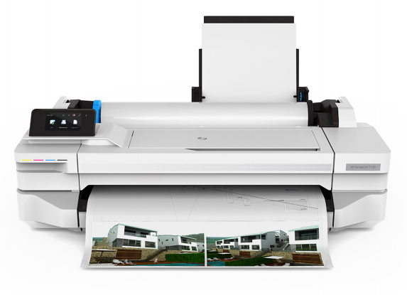 HP DesignJet T125 Printer