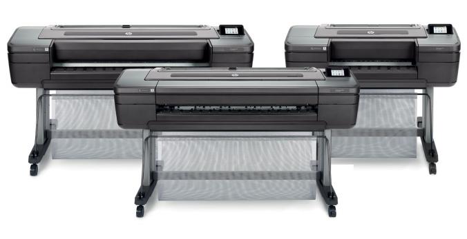 HP Designjet Z9+ Series