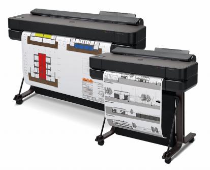HP Designjet T650 Series
